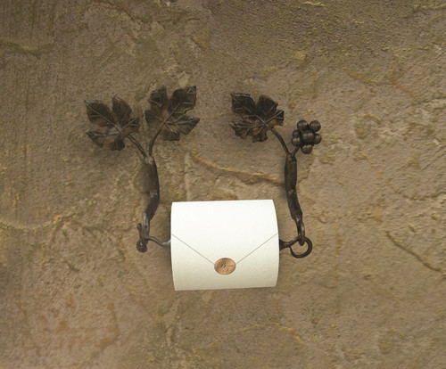 Vineyard Toilet Paper Holder by Bella Toscana