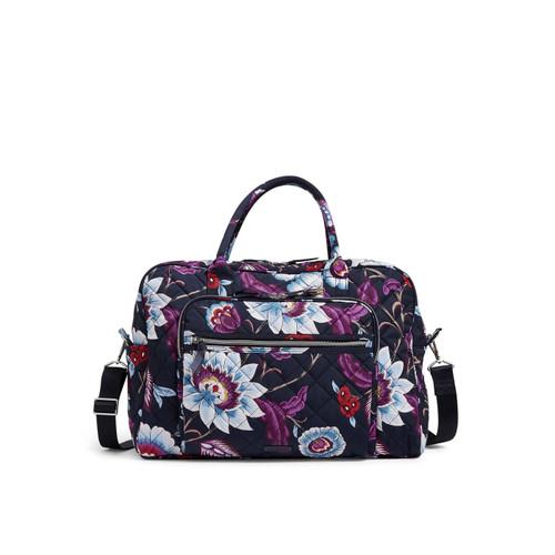 Weekender Travel Bag Mayfair in Bloom by Vera Bradley
