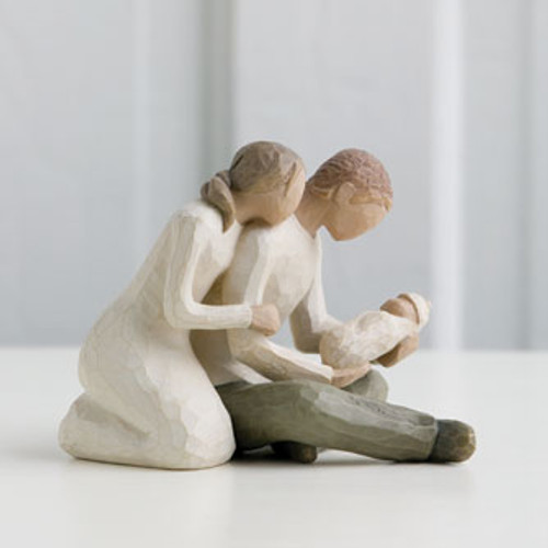 New Life Relationships Figurine by Willow Tree
