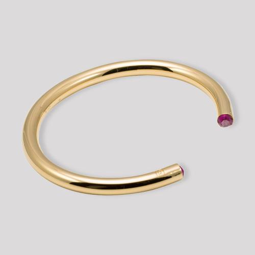 Stella Valle February Gold Bracelet