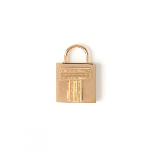 """Letter """"T"""" Padlock Charm - Style Spartina 449"""