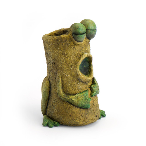 Georgetown Luciano the Singing Frog Planter