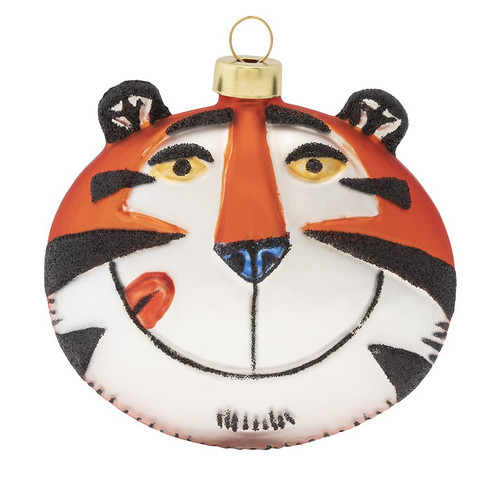 Kellogg's Tony the Tiger by Kat and Annie