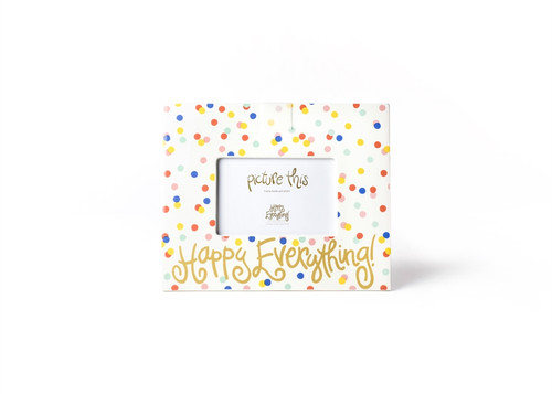 Happy Dot Happy Everything Frame by Happy Everything!