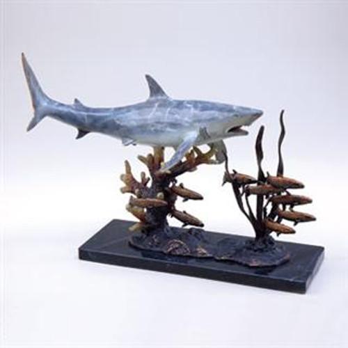 Shark with Prey - SPI Home (Special Order)
