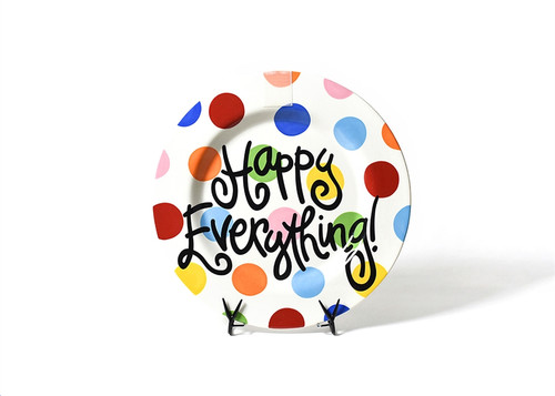 PRE-ORDER   - Bright Dot Happy Everything Big Platter by Happy Everything!