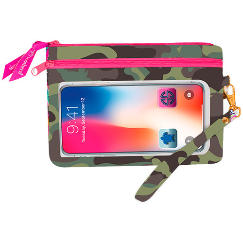 Camo Phone Wristlet by Simply Southern 1