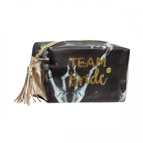 Team Bride Cosmo Bag by Simply Southern
