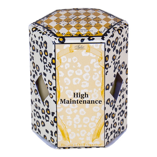 High Maintenance Prestige Votive by Tyler Candle Company