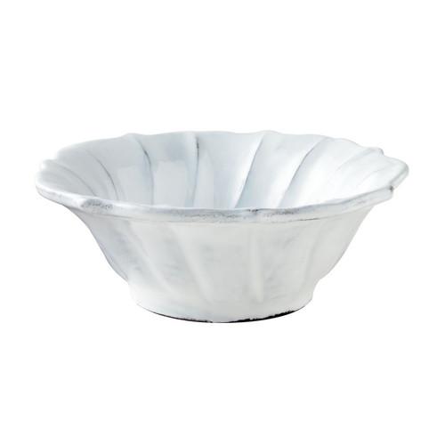Vietri Incanto Ruffle Cereal Bowl - Special Order