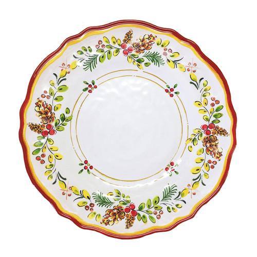 Noelle Dinner Plate by Le Cadeaux
