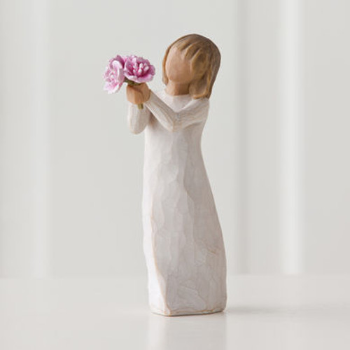 Thank You Expressions Figurine by Willow Tree