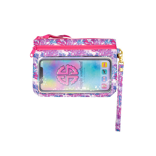 Reef Phone Wristlet by Simply Southern