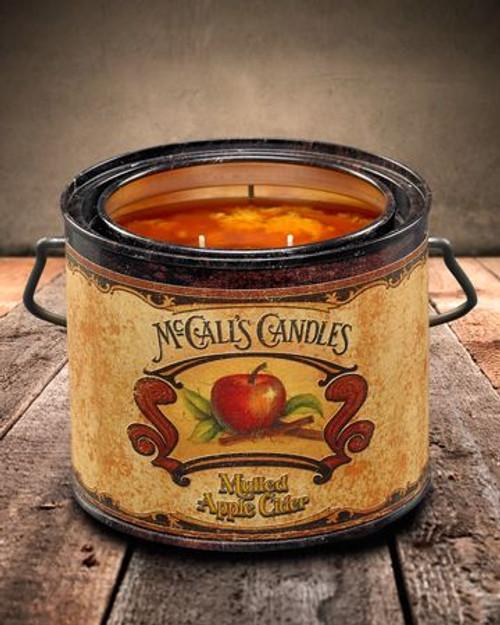 Mulled Apple Cider 22 oz. McCall's Vintage Candle