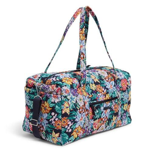 Large Travel Duffel Happy Blooms by Vera Bradley