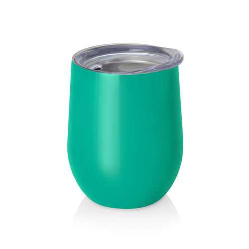 Swig 12 oz. Stemless Wine Cup - Turquoise