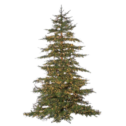 Natural Cut 7.5 ft. Monaco Pine with Micro Lights by Sterling Tree