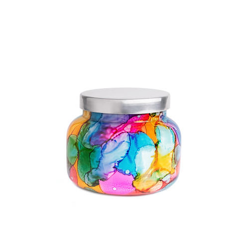 No. 6 Volcano 19 oz. Rainbow Signature Jar Candle by Capri Blue