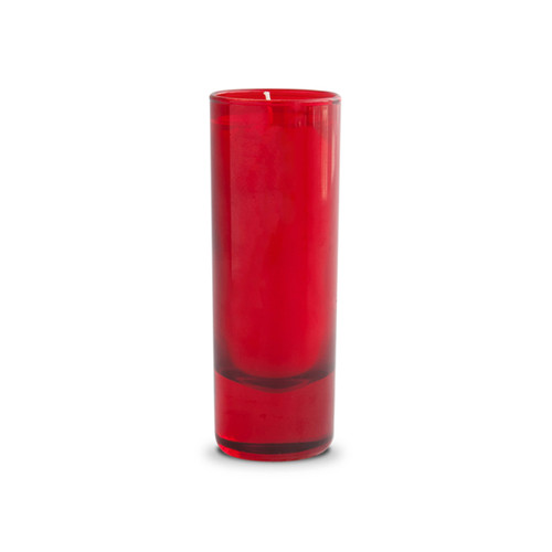 No. 1 Wild Currant 2 oz. Red Votive Candle by Mixture