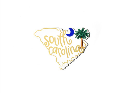 South Carolina Motif Big Attachment by Happy Everything!