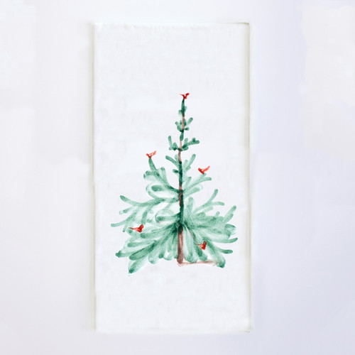 Vietri Lastra Holiday Paper Guest Towels (Pack of 16) - Special Order