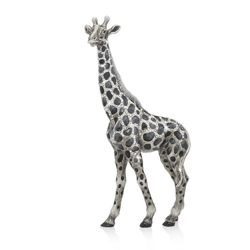 Jay Strongwater Edgar Giraffe Figurine - Special Order