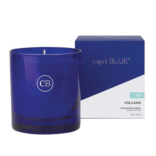 No. 6 Volcano 8 oz. Boxed Tumbler Candle by Capri Blue