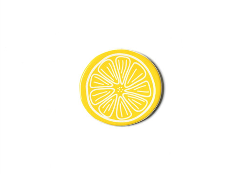Lemon Slice Mini Attachment by Happy Everything!