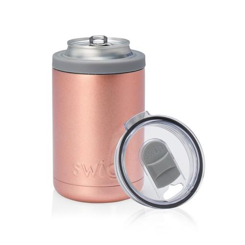 Swig 12 oz. Combo Cooler - Rose Gold