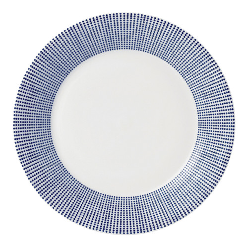 Pacific Dots Salad Plate by Royal Doulton