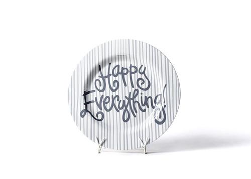 Stone Skinny Stripe Happy Everything Big Platter by Happy Everything!