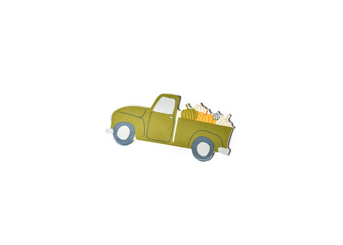 Pumpkin Truck Mini Attachment by Happy Everything!