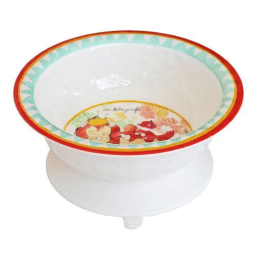 King of the Jungle Suction Bowl by Baby Cie