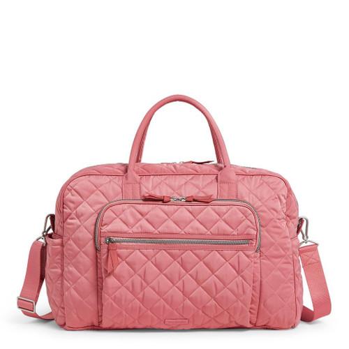 Weekender Travel Bag Strawberry Ice by Vera Bradley
