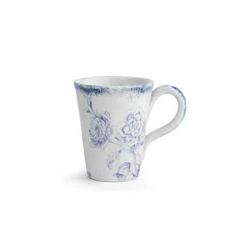 Giulietta Blue Mug - Arte Italica - Special Order
