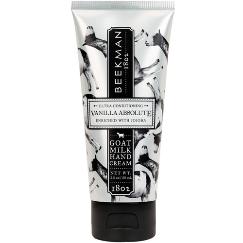Vanilla Absolute 2 oz. Goat Milk Hand Cream by Beekman 1802
