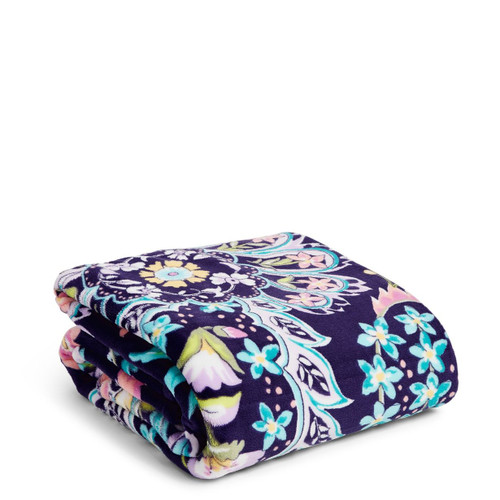 Throw Blanket French Paisley by Vera Bradley