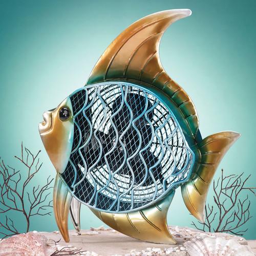 Figurine Fan - Tropical Fish