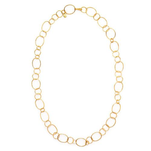 Julie Vos Colette Link Necklace
