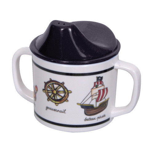 Pirate Sippy Cup by Baby Cie