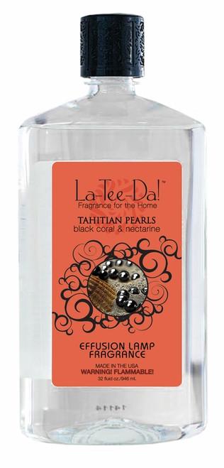 32 oz. Tahitian Pearls La Tee Da Fragrance Oil