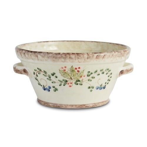 Medici Festivo Bowl with Handles - Arte Italica