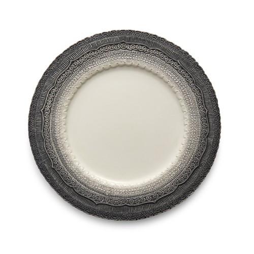 Finezza Grey Charger - Arte Italica
