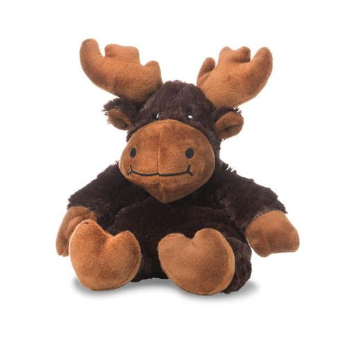 Warmies Junior Heatable & Lavender Scented Moose Stuffed Animal