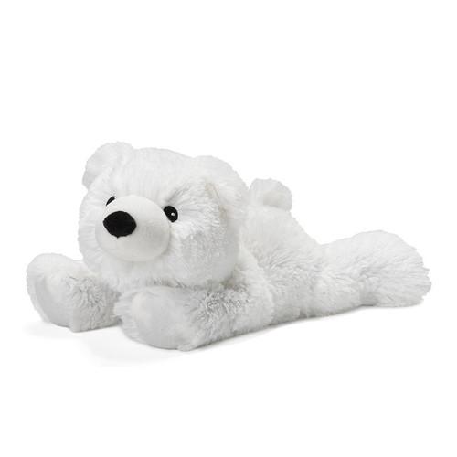 Warmies Heatable & Lavender Scented Polar Bear Stuffed Animal
