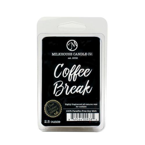 Coffee Break Fragrance Melt by Milkhouse Candle Creamery