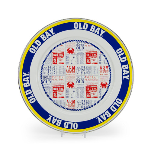 Set of 2 - Old Bay Charger by Golden Rabbit