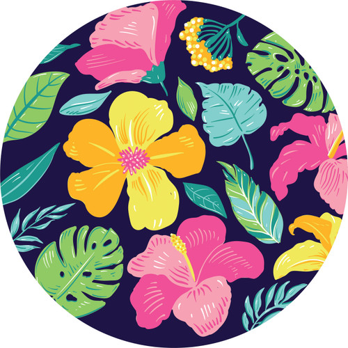 Garden Car Coasters by Simply Southern