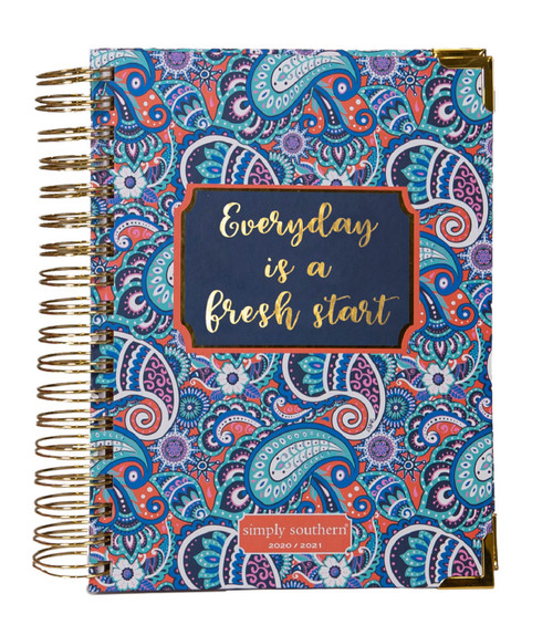 2020-2021 Paisley Planner by Simply Southern