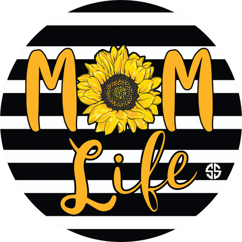 Mom Car Coasters by Simply Southern